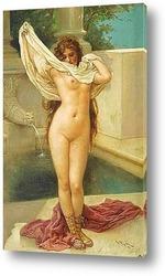 Картина После ванной