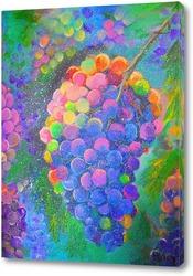 Картина Ветка винограда