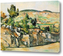 Постер Cezanne042