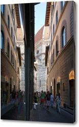 Постер Улочки Флоренции