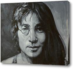 Картина Джон Леннон и Йоко Оно.