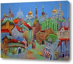Постер Московская мелодия