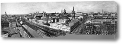 Картина Вид на город 1904  –  1907 ,  Россия,  Татарстан,  Казань