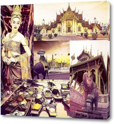 Постер Неповторимый Таиланд