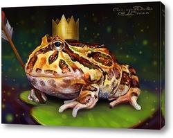 Постер Царевна лягушка