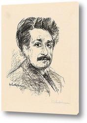 Картина Альберт Эйнштейн