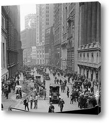 Банк в Манхэттен Билдинг,1930