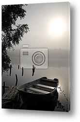 Озеро  в  Польше