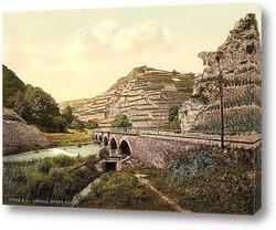 Постер  Рейн, Германия