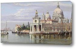 Ла Пиаццетта.Палаццо Дуцале.Венеция