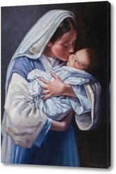 Картина Мария с младенцем