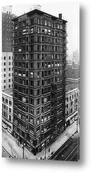 Главная элетрическая башня в свете,1893г.