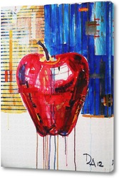 Industrial apple
