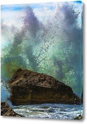 Постер Морская стихия
