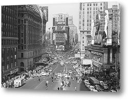 Уличная сцена в нижнем Ист-Сайде,1910г.