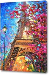 Постер Парижская осень