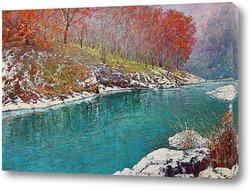 Изумрудная река