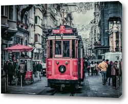 Картина Турецкий трамвай