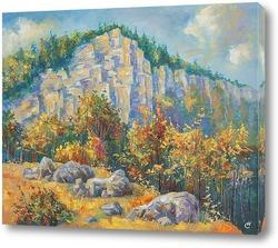 """Картина Картина: """"Орлиные скалы"""""""