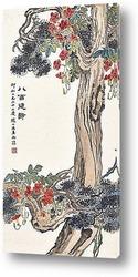 Картина Многолетняя сосна