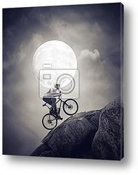 Постер Night ride