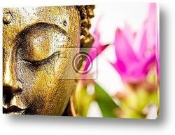 Постер Будда