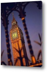 Башня Часов Big Ben и Здание парламента в Вестминстере
