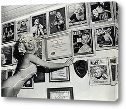 Постер Jayne Mansfield-5