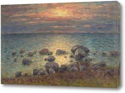 Постер Морские пейзажи