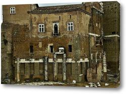 Постер Форумы Рима.