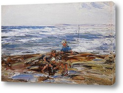 Рыбалка на скалах
