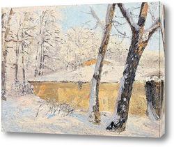 Морозное утро. 1894