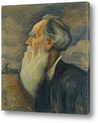 Картина Портрет Льва Толстого