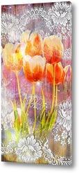 Тюльпаны и кружево