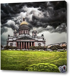 Постер Исаакиевский собор