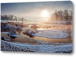 Постер Мороз и солнце