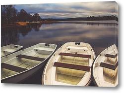 Картина Озеро Селигер