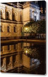 Постер Ночное отражение