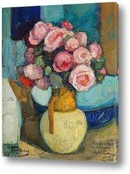 Постер Розы, 1916