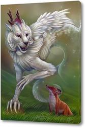 Картина Дух ветра