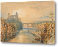 Картина Замок Барнард