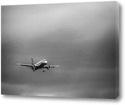 Постер Самолет