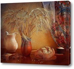 Постер Хлеб да соль