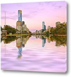 Постер Melbourne027