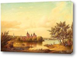 Картина Замок Грипсхолм