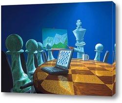 Постер Chess020