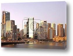 Постер Circular Quay, Sydney, Australia