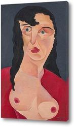 Постер Портрет женщины