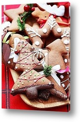 oranges and gingerbreads