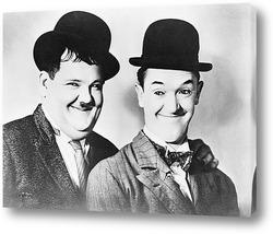Постер  Stan Laurel and Oliver Hardy